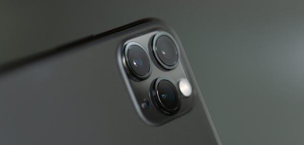 حل مشکلات سخت افزاری دوربین آیفون