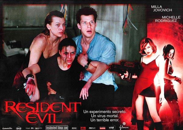 زریدنت اویل - Resident Evil 2002
