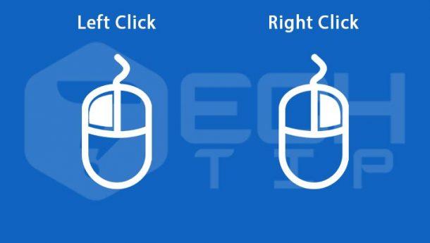 چگونه کلید چپ و راست موس را در ویندوز جا به جا کنیم ؟ عوض کردن دکمه های موس