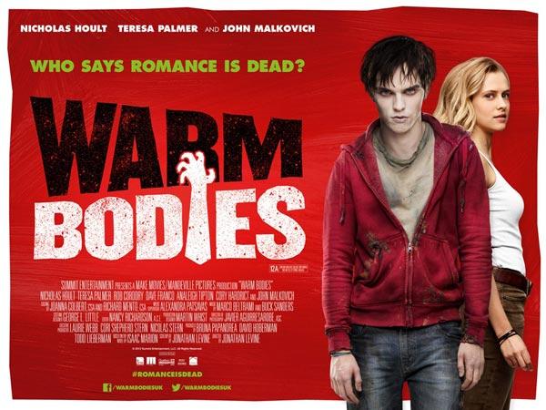 بدن های گرم - Warm Bodies 2013