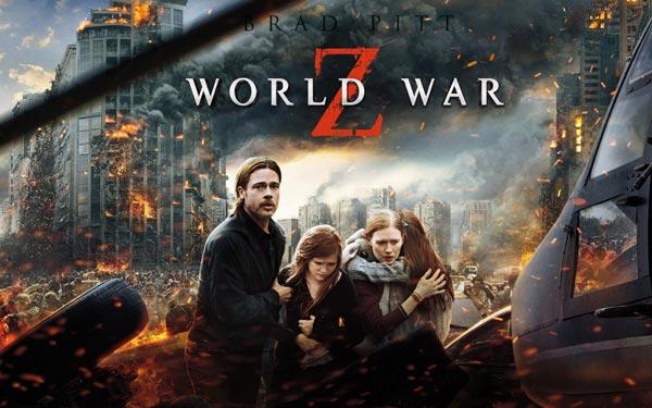جنگ جهانی زد - World War Z 2013