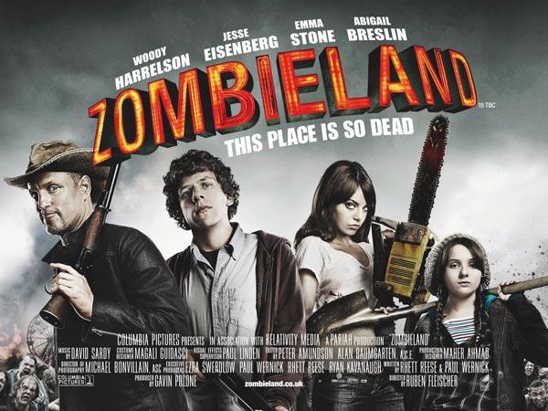 سرزمین زامبی ها - Zombieland 2009