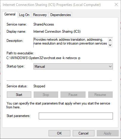 حل مشکل وصل نشدن اینترنت گوشی به لپ تاپ یا کامپیوتر