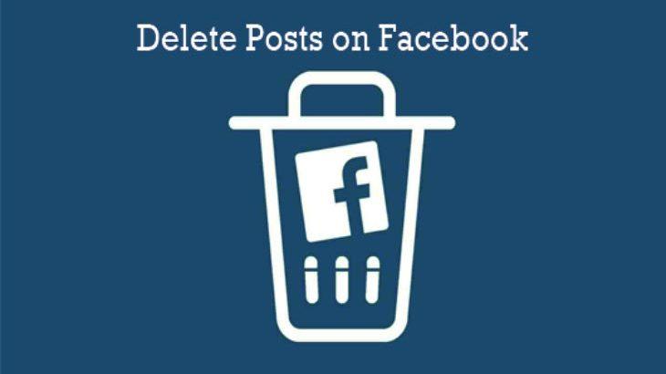 Delete-Posts-On-Facebook