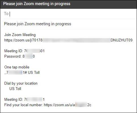 نحوه ساخت یک جلسه ویدئویی در زوم