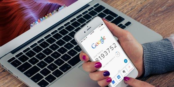نصب Google Authenticator بر روی دستگاه  دیگر