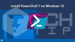 Install-PowerShell-7-on-Windows-10
