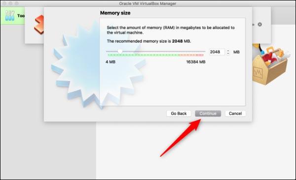 نصب ویندوز 10 در ماشین مجازی رو مک