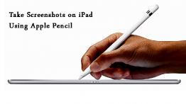Take-Screenshots-on-iPad-Using-Apple-Pencil