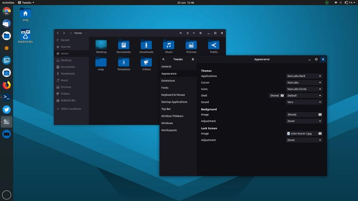 Dark-Mode-on-Ubuntu
