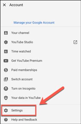نحوه غیرفعال کردن ناتیفیکیشن های یوتیوب در آیفون و  آیپد