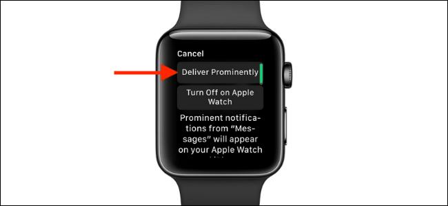 نحوه غیرفعال کردن ناتیفیکیشن ها در اپل واچ