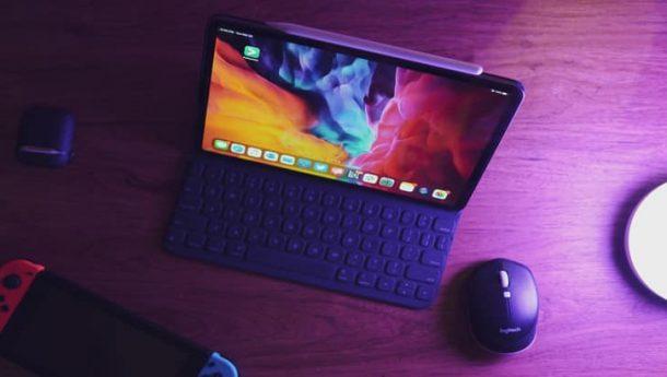 چگونه موس را به آیپد وصل کنیم؟ وصل کردن موس به آیپد (iPadOS 13.4)