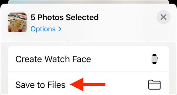 نحوه زیپ کردن فایل ها در آیفون و آیپد