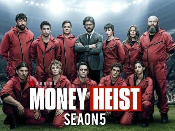 Money Heist – سرقت پول