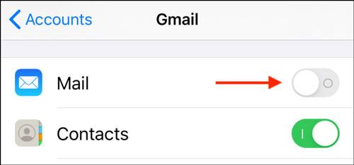 حذف کردن ایمیل از آیفون و آیپد