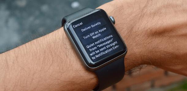 چگونه ناتیفیکیشن های اپل واچ را غیرفعال کنیم؟ غیرفعال کردن اعلان های اپل واچ