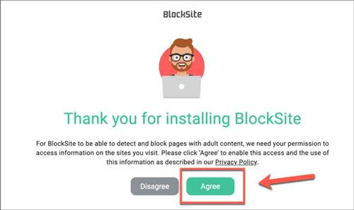 بلاک کردن سایت در کروم با افزونه BlockSite
