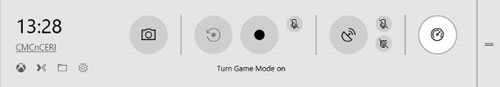 فعال کردن حالت بازی (Game Mode) ویندوز 10
