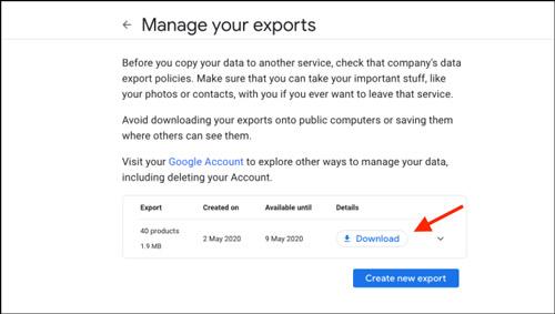 نحوه حذف جیمیل بدون حذف اکانت گوگل