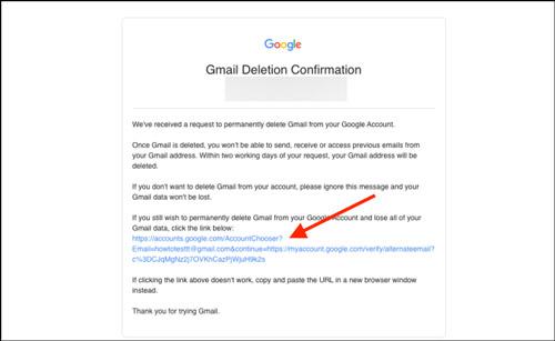طریقه حذف جیمیل بدون حذف اکانت گوگل