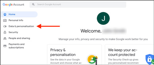حذف حساب جیمیل بدون حذف اکانت گوگل