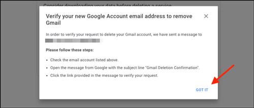 نحوه دیلیت کردن اکانت جیمیل بدون حذف اکانت گوگل