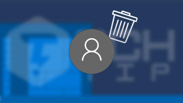 چگونه اکانت ویندوز 10 را پاک کنیم؟ نحوه حذف پروفایل و اطلاعات ویندوز 10