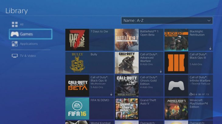 How-to-delete-games-on-PS4