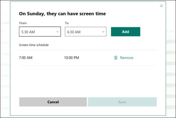محدود کردن استفاده از سیستم در ویندوز 10