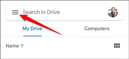 فعال کردن رمز برای گوگل درایو در آیفون