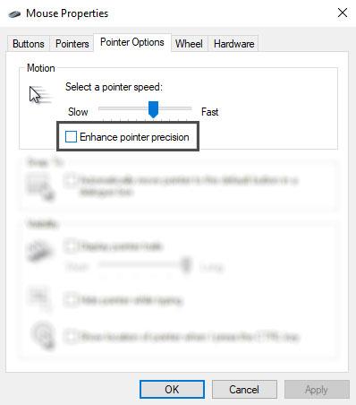 تنظیمات موس خود را برای بازی در ویندوز10 بهینه کنید