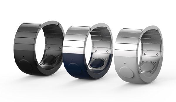 دستبند Sgnl را می توانید به عنوان یک بند مستقل بپوشید