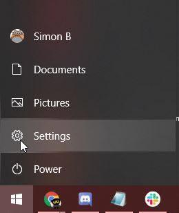 فعال کردن گزینه استفاده از دو انگشت در لپ تاپ