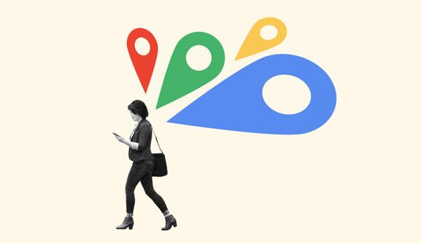 چگونه گوگل می داند شما کجا هستید