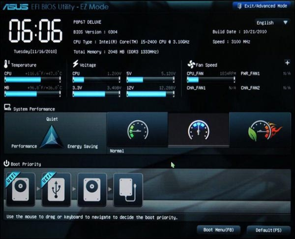 چگونه UEFI جایگزین BIOS می شود؟