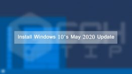 Install-Windows-10's-May-2020-Update
