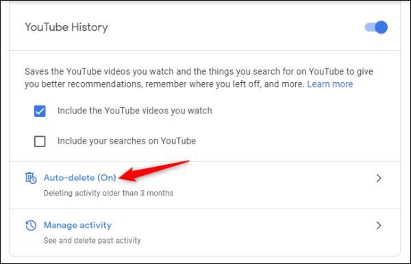 حذف کردن هیستوری و لوکیشن در گوگل