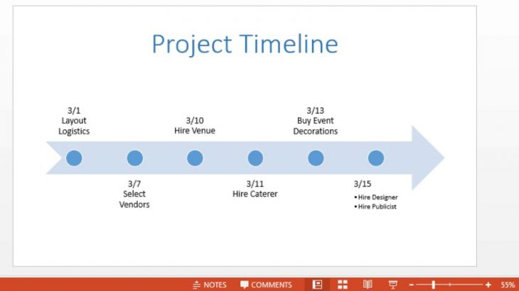 Timeline-in-Microsoft-PowerPoint