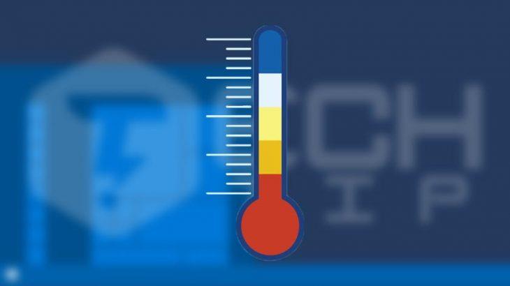 check-PC-temperature-on-Windows-10