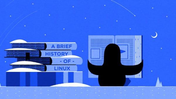پیدایش لینوکس (Linux)