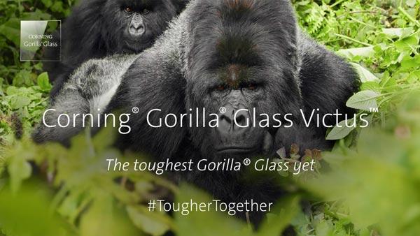 Gorilla Glass Victus چیست؟