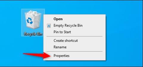 چگونه همیشه فایل ها را حذف دائمی کنیم؟