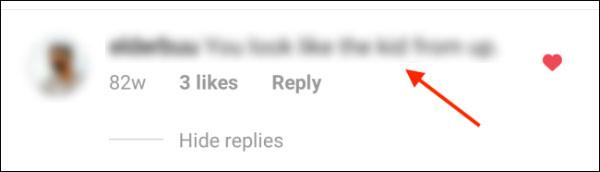 نحوه پین کردن کامنت اینستاگرام