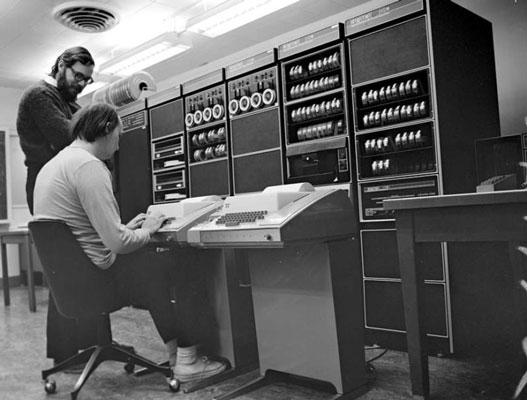 سرچشمه یونیکس (Unix)