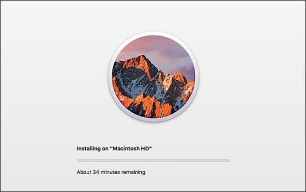 نصب مجدد سیستم عامل مک