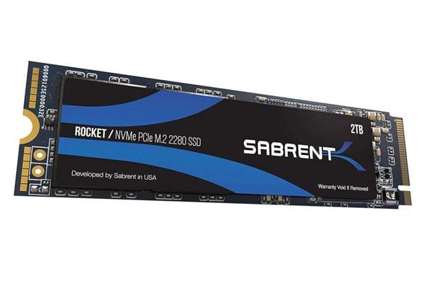 هارد SSD NVMe مدل Sabrent Rocket