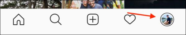 آنبلاک کردن شخصی از تنظیمات اینستاگرام