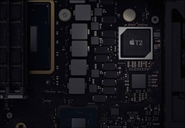 تراشه امنیتی T2 اپل چیست؟