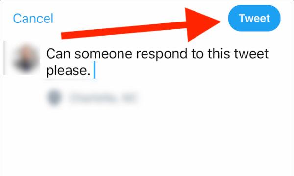 محدودیت کامنت برای پست های توییتر